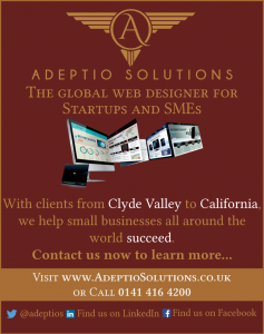 Advert for Adeptio Solutions